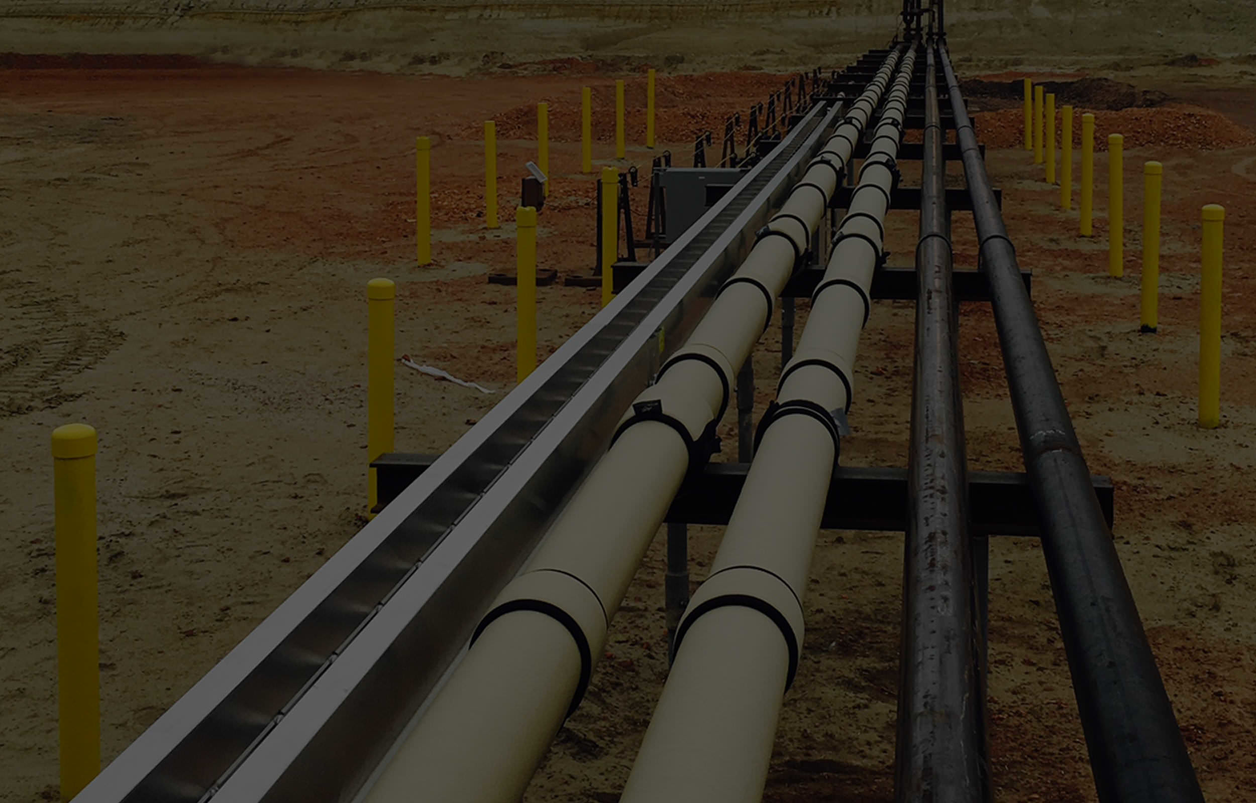 oilfield pipes